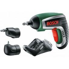Дрель-шуруповёрт Bosch IXO IV Upgrade full